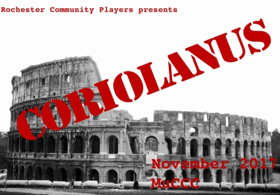 Coriolanus: call for actors